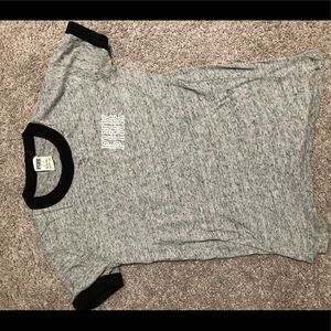 Women's PINK by Victoria Secrets heather gray XS